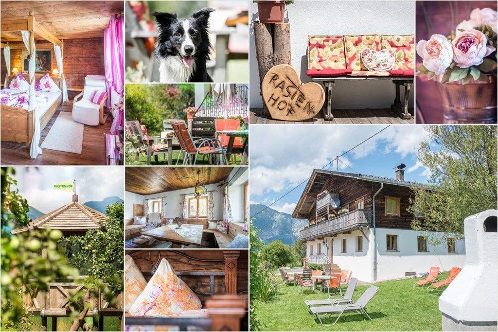 Rastenhof Collage