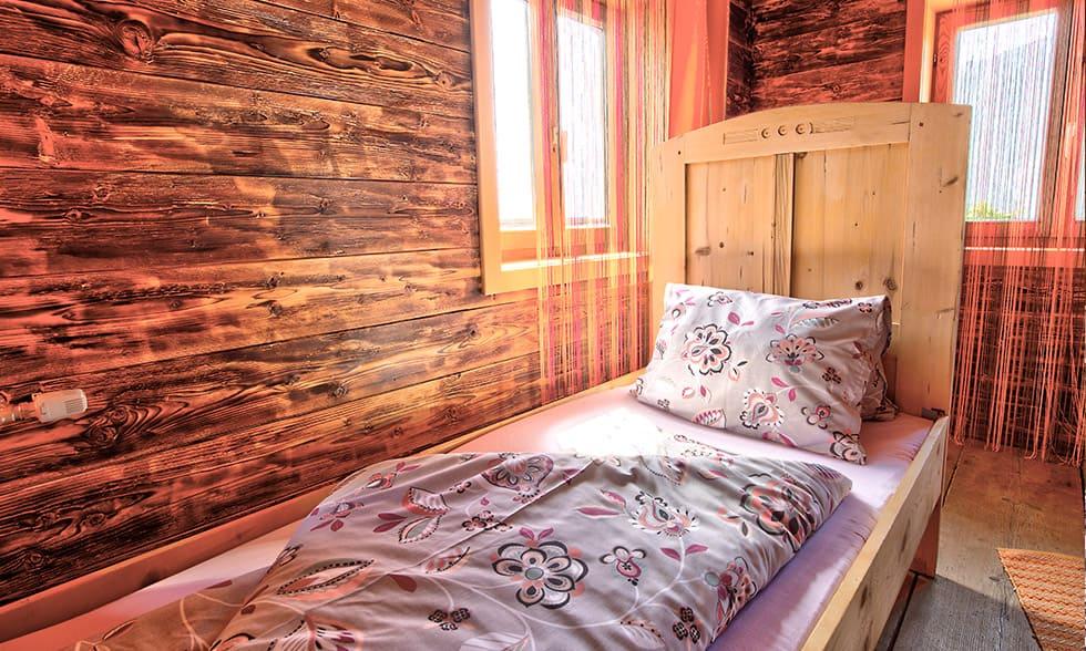 Oriental Einzelbett