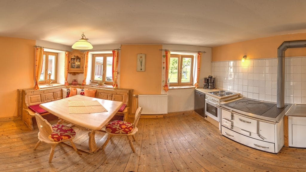 Rastenhof Küche