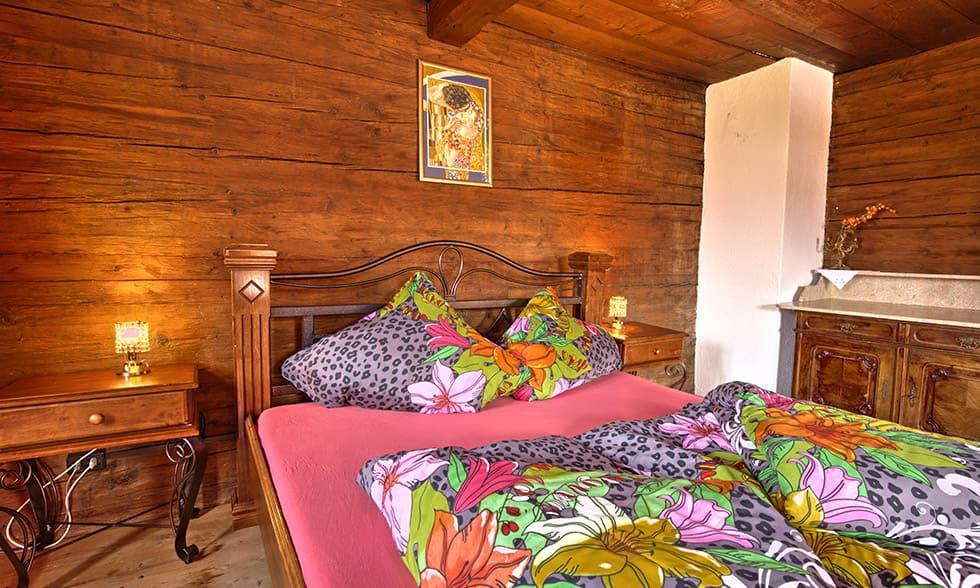 Rastenhof Oriental Doppelbett